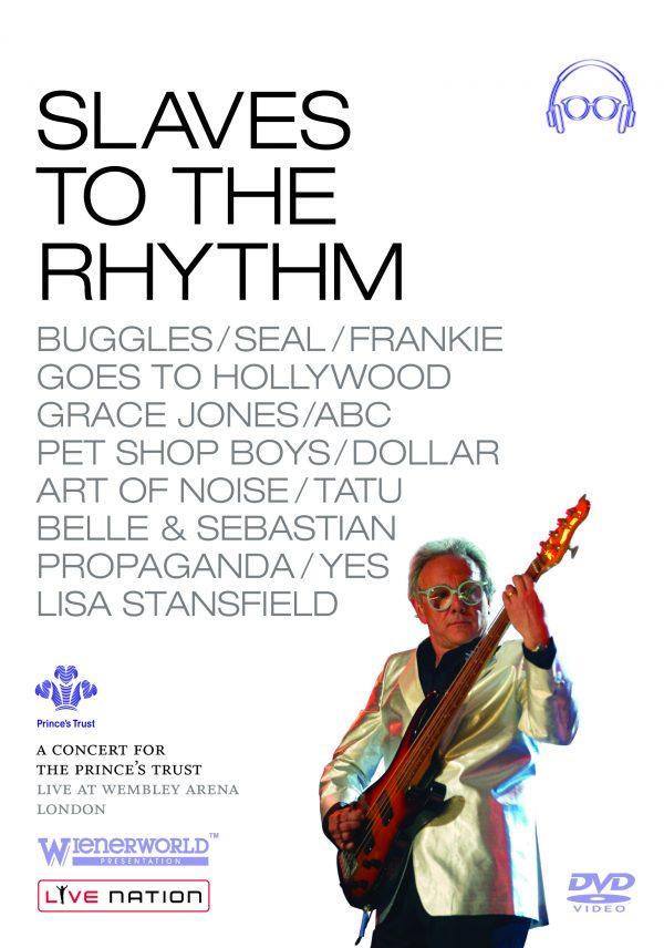 Trevor Horn - Slaves to the Rhythm-0