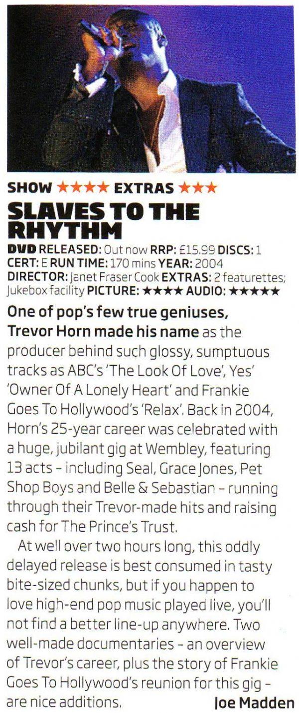 Trevor Horn - Slaves to the Rhythm-596