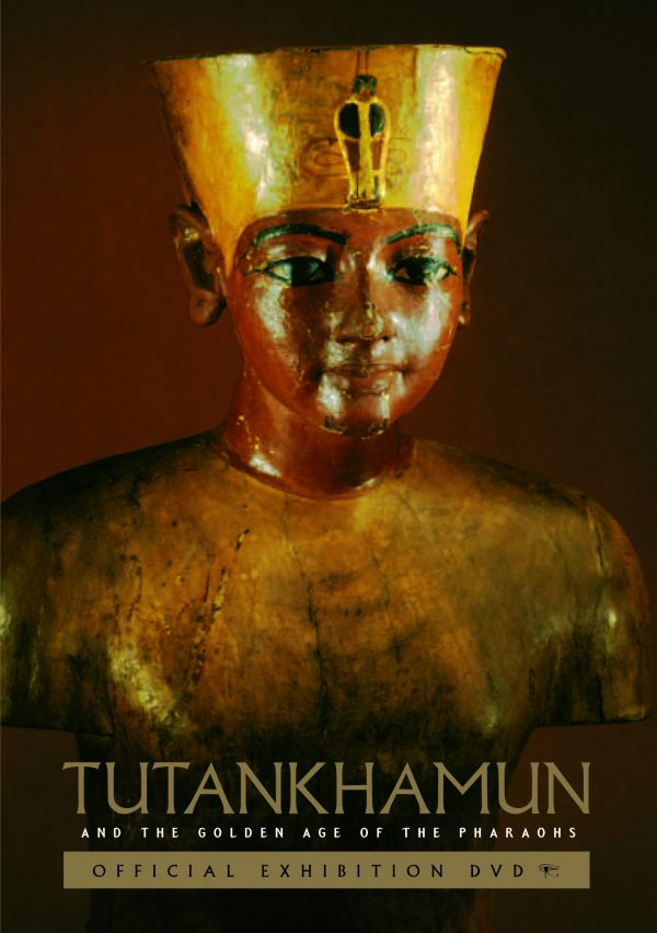 Tutankhamun and the Golden Age of the Pharaohs *** OFFICIAL EXHIBITION DVD *** -0