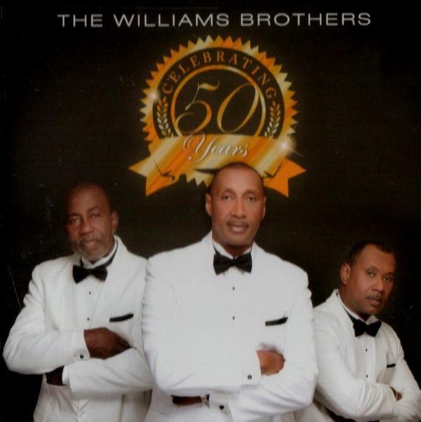 Williams Brothers - Celebrating 50 Years-0