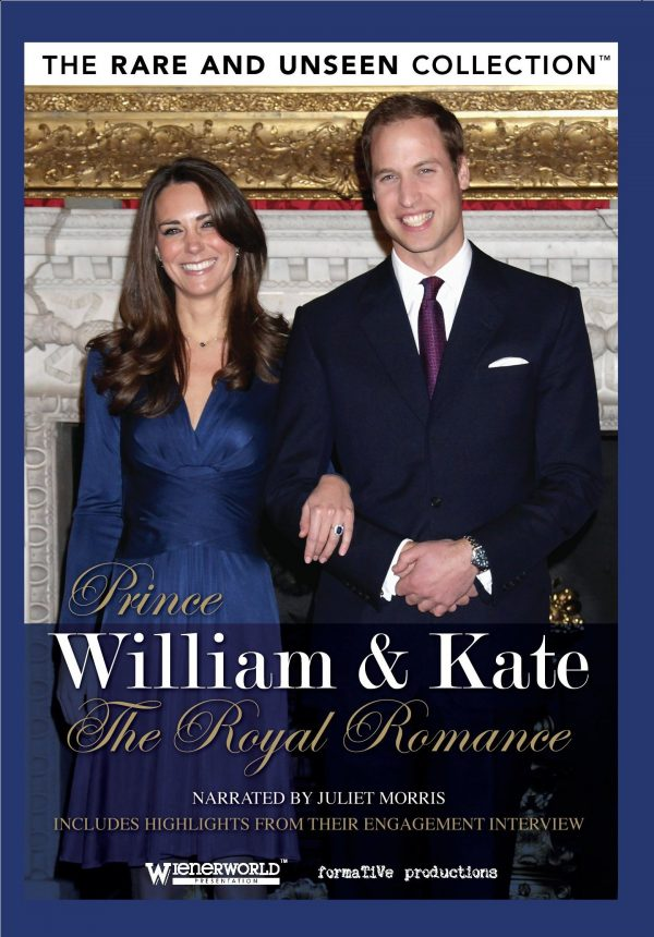Prince William & Kate – The Royal Romance-0