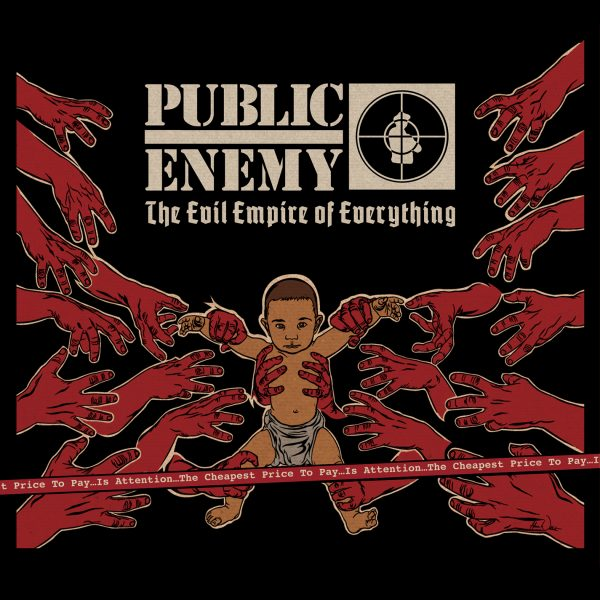 Public Enemy - The Evil Empire of Everything-0
