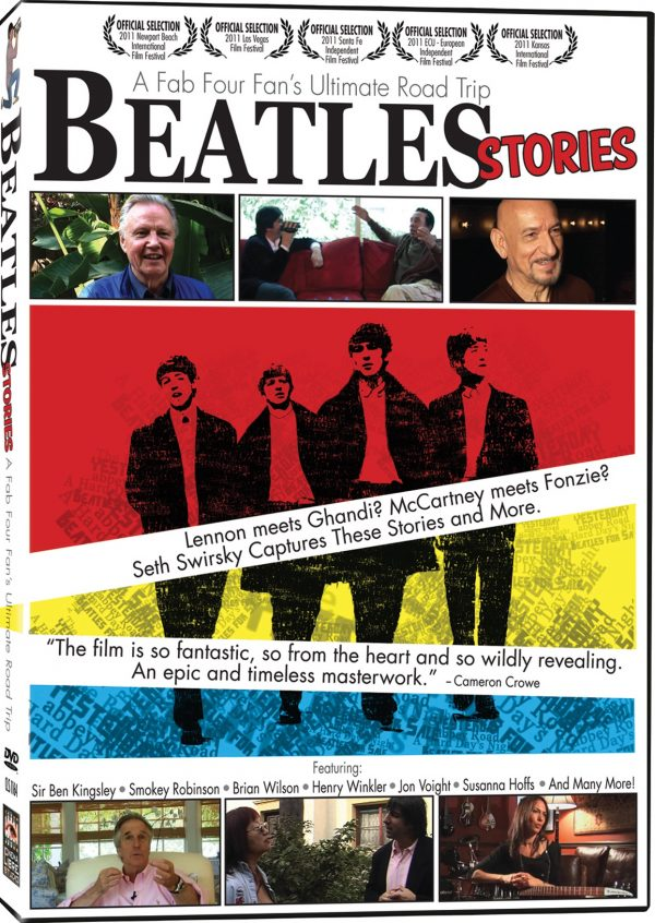 Beatles Stories - A Fab Four Fan's Ultimate Road Trip-0