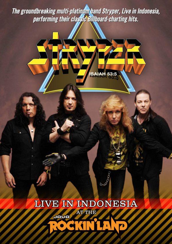 Stryper - Live At Java Rockin' Land-0