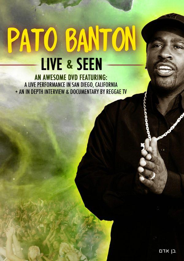 Pato Banton - Live And Seen-0