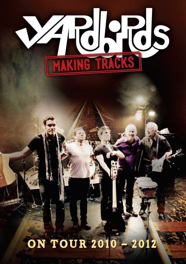 Yardbirds – Making Tracks (DVD)-0