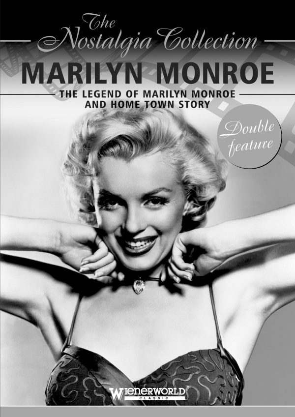 Marilyn Monroe: The Legend of Marilyn Monroe / Home Town Story-0