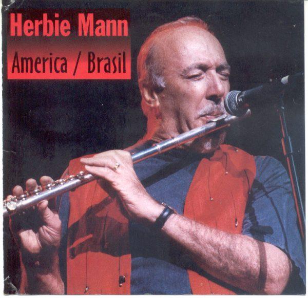 Herbie Mann - America/Brasil-0