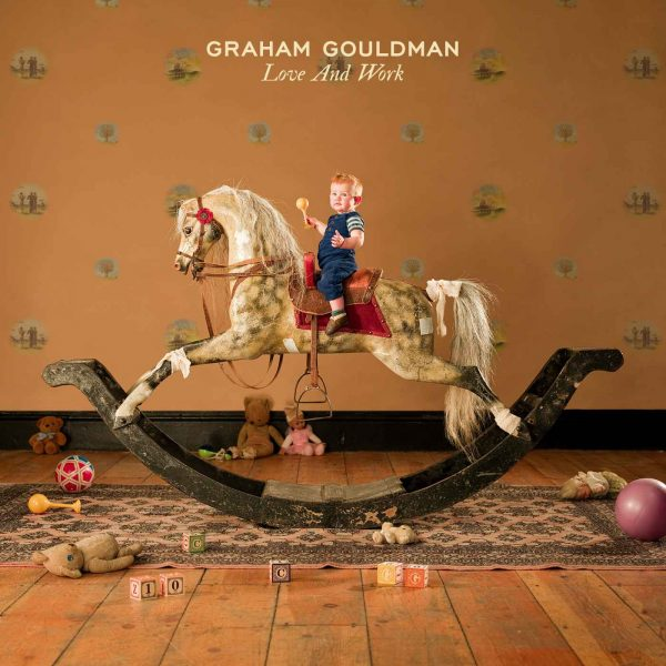 Graham Gouldman - Love and Work (CD)-0
