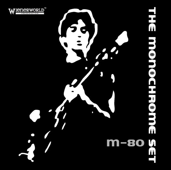 Monochrome Set - M80 Concert (CD)-0