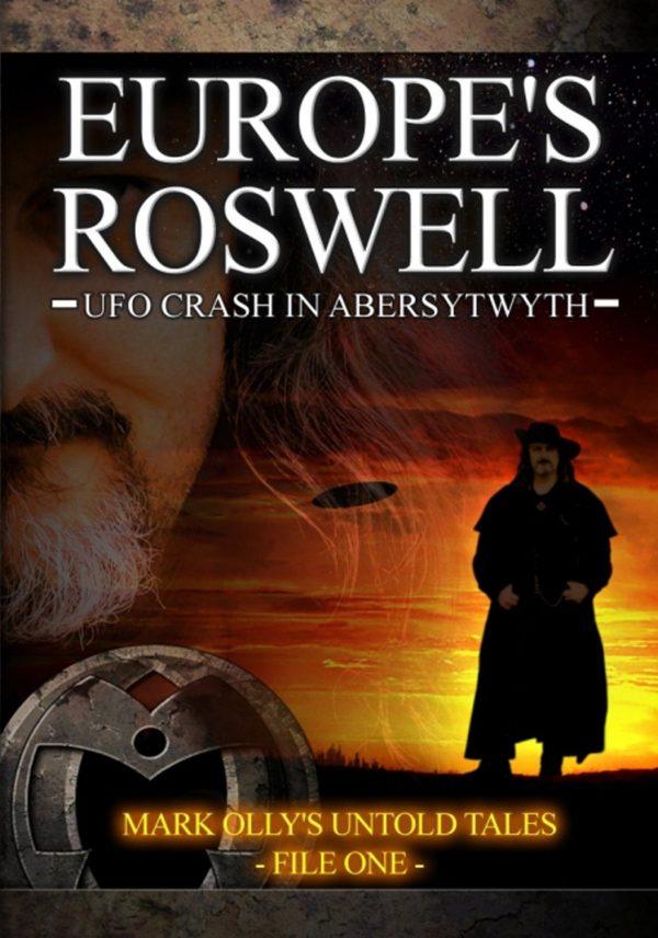 Europe's Roswell: UFO Crash at Aberystwyth-0
