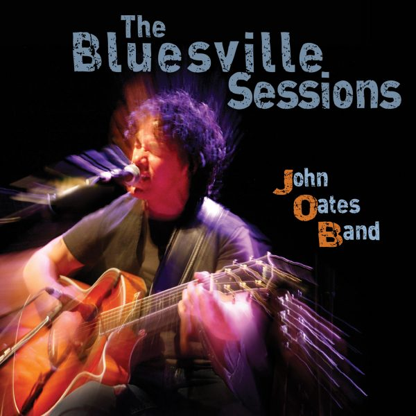 John Oates Band - The Bluesville Sessions-0