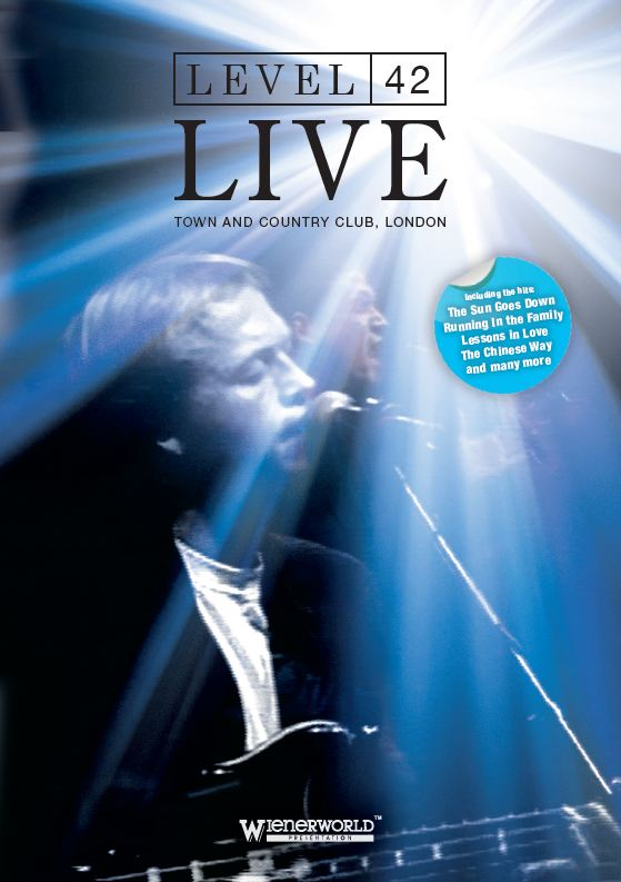 Level 42 - Live at London's Town & Country Club-0