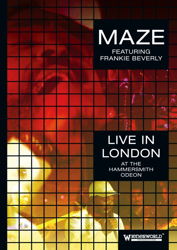 Maze featuring Frankie Beverly - Live at the Hammersmith Odeon-0