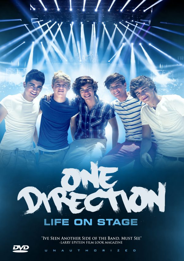 One Direction - Life On Stage-0