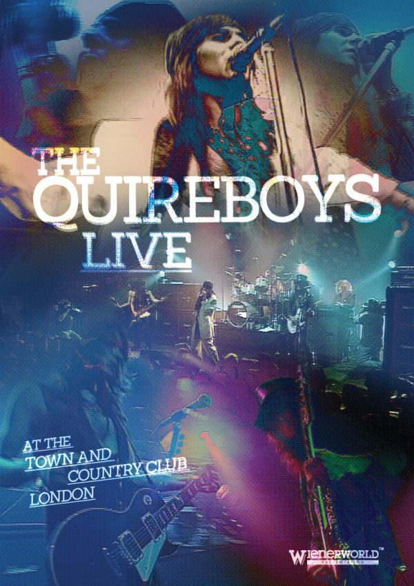 The Quireboys - Live at the Town & Country Club-0