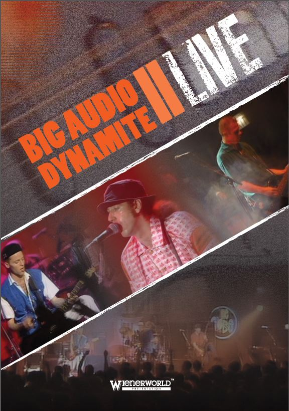 Big Audio Dynamite II - Live -0