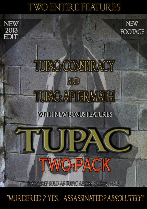 2 Pac - Two Pack: Conspiracy and Aftermath-0