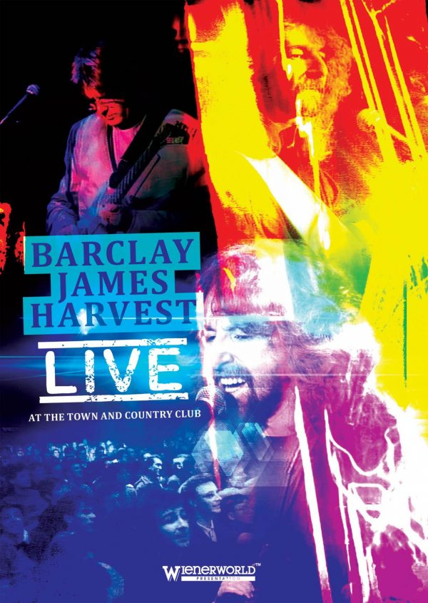 Barclay James Harvest - Live at the Town and Country Club-0