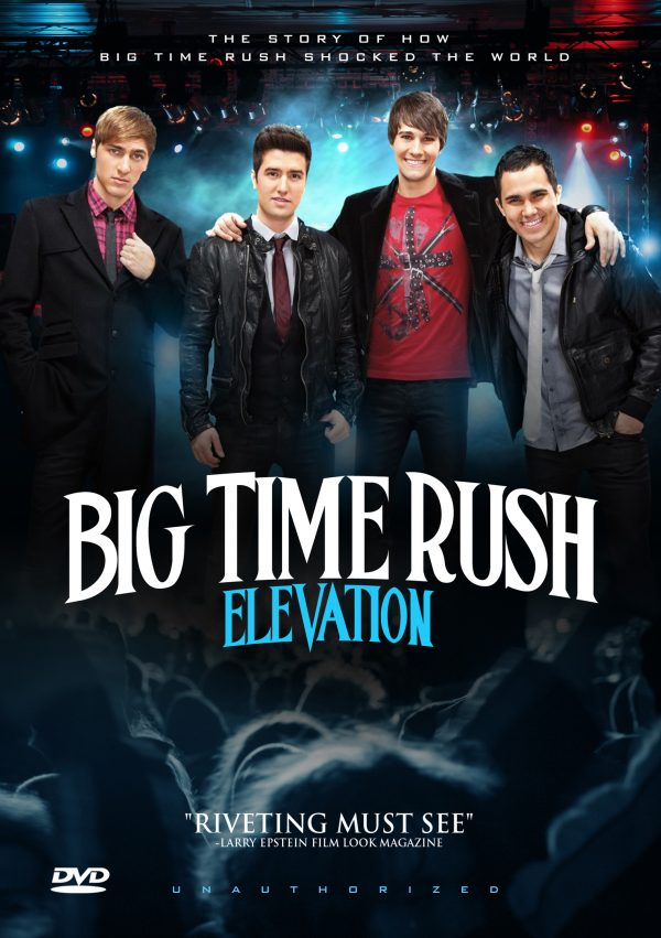 Big Time Rush -- Elevation-0