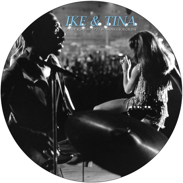 Ike & Tina Turner -- On The Road (Vinyl & DVD)-0