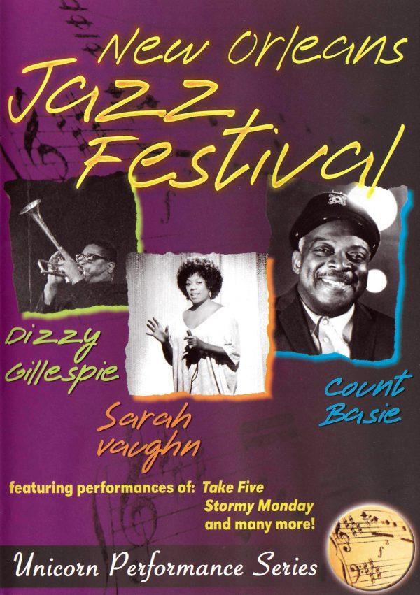 New Orleans Jazz Festival 1969-0