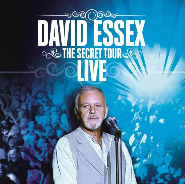 David Essex -- The Secret Tour: Live (CD)-0