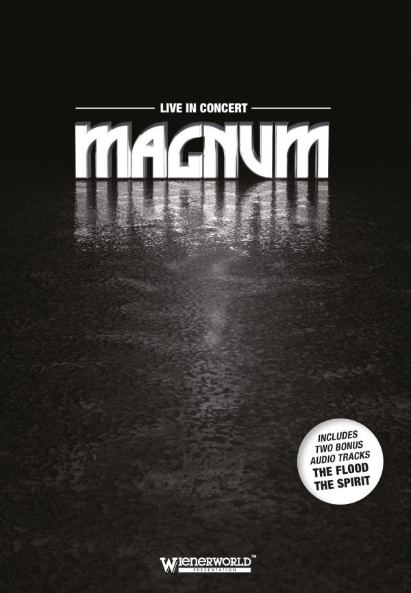 Magnum -- Live in Concert-0