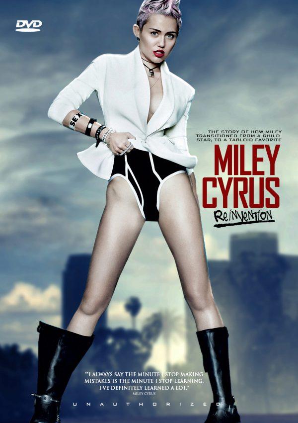 Miley Cyrus - Reinvention-0