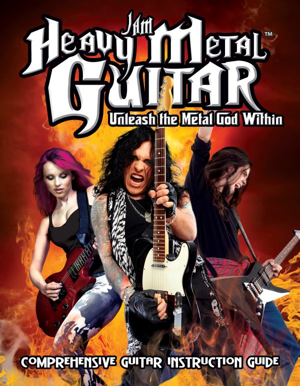 Jam Heavy Metal Guitar: Unleash The Metal God Within-0