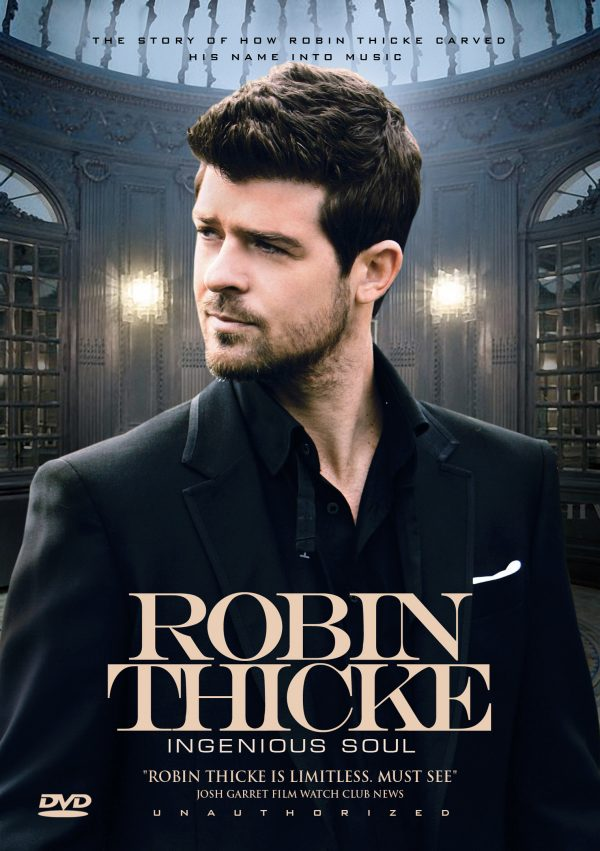Robin Thicke - Ingenious Soul-0