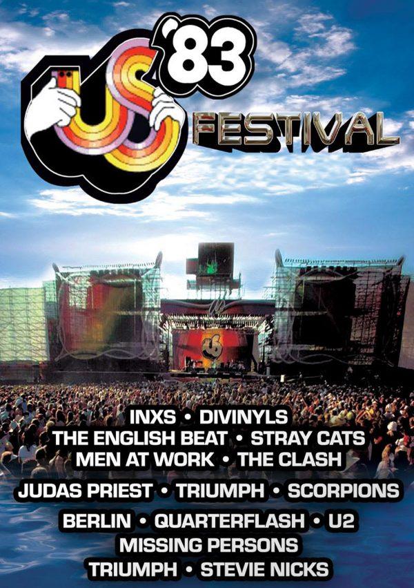 U.S. Festival 1983: Days 1-3-0