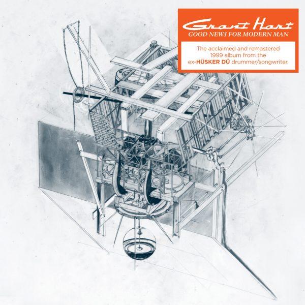 Grant Hart - Good News For Modern Man (CD)-0