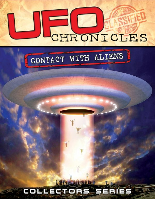 UFO Chronicles: Contact With Aliens-0