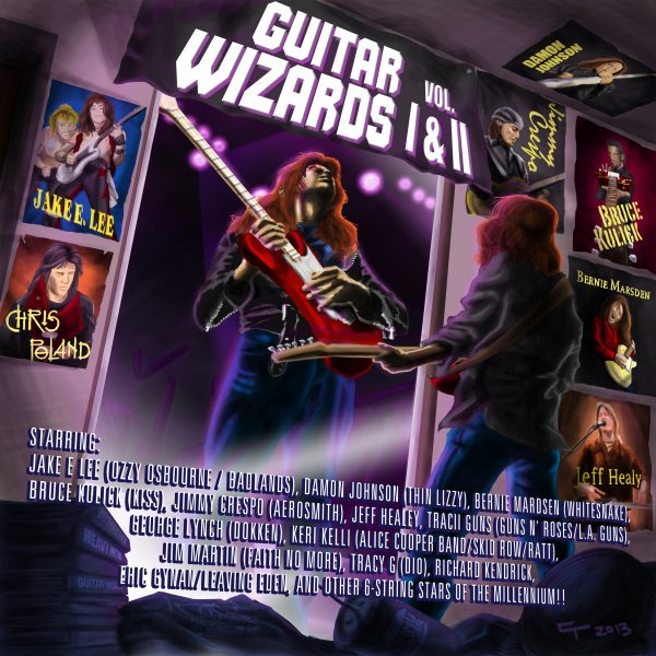 Guitar Wizards (Volumes I & II)-0