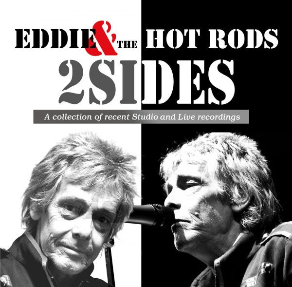 Eddie & The Hot Rods - 2 Sides-0
