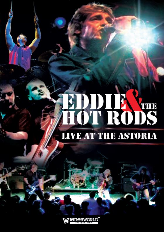 Eddie & the Hot Rods - Live at the Astoria-0
