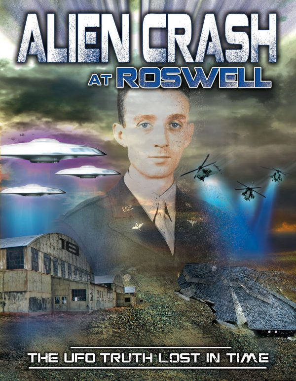 Alien Crash At Roswell: The UFO Truth Lost In Time-0