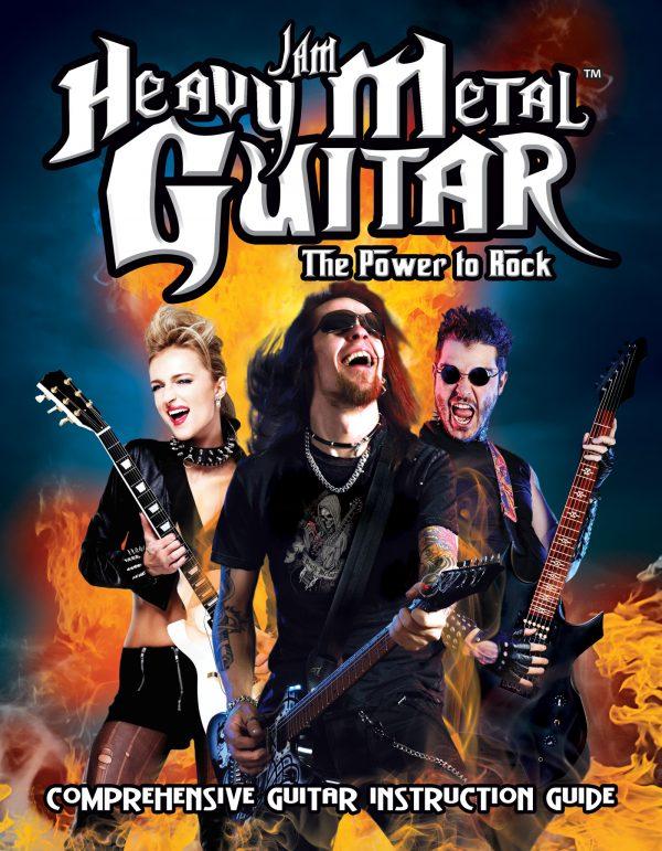 Jam Heavy Metal Guitar: Power To Rock-0