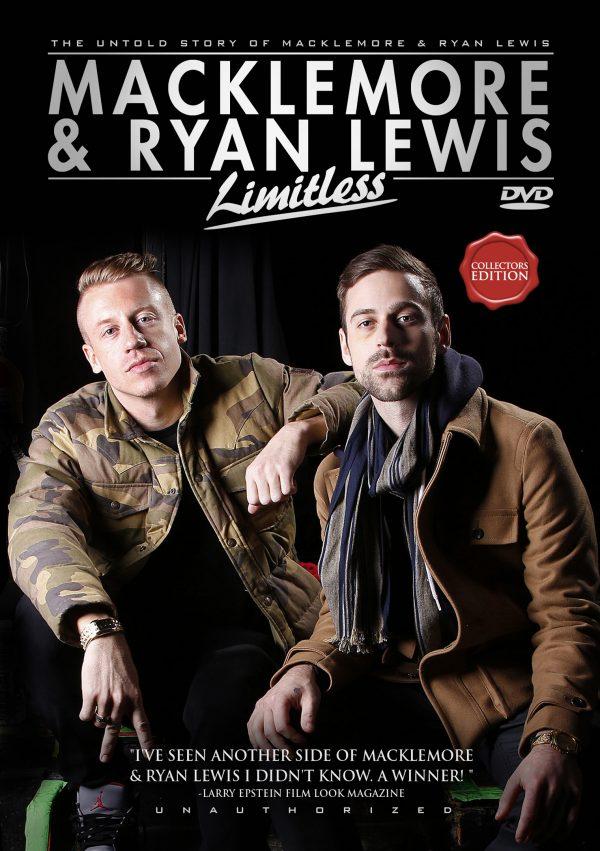 Macklemore & Ryan Lewis - Limitless-0