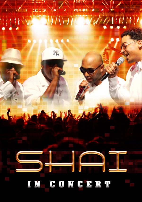 Shai - In Concert (CD/DVD)-0