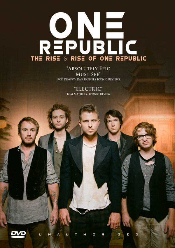 One Republic - The Rise & Rise of One Republic-0
