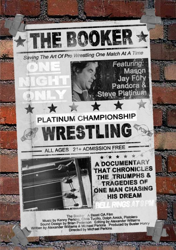 The Booker-0