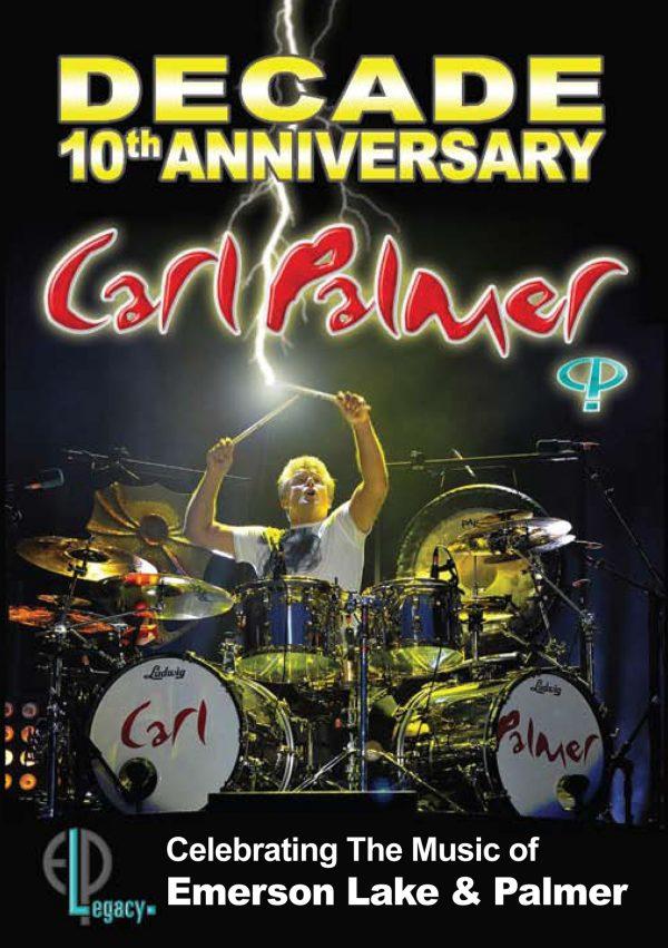 Carl Palmer - Decade: 10th Anniversary -0