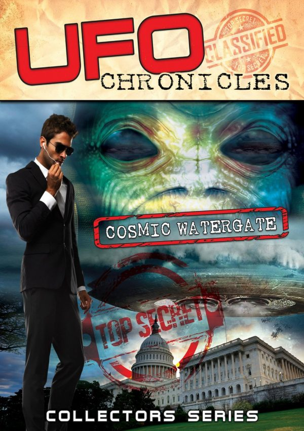 UFO Chronicles: Cosmic Watergate-0