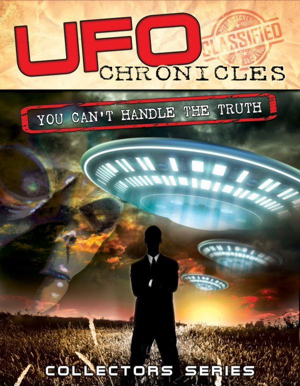 UFO Chronicles: You Can't Handle The Truth-0