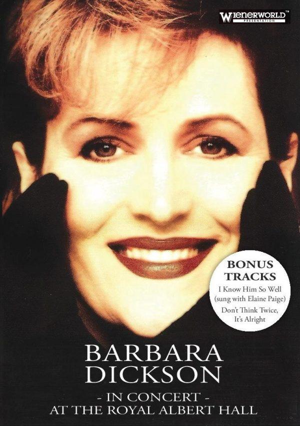 Barbara Dickson - Live at the Royal Albert Hall-0
