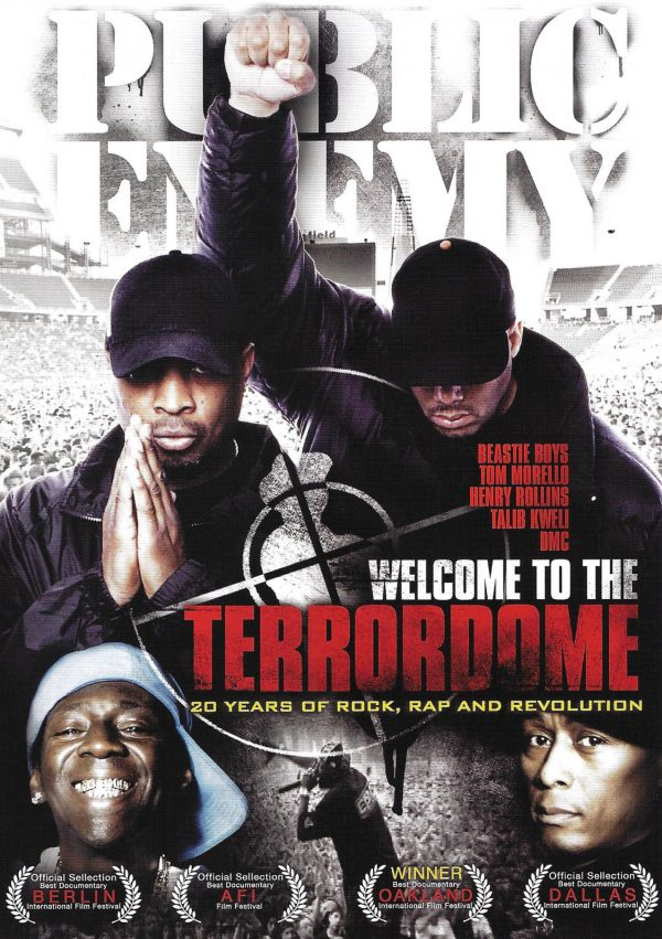 Public Enemy - Welcome To The Terrordome-0
