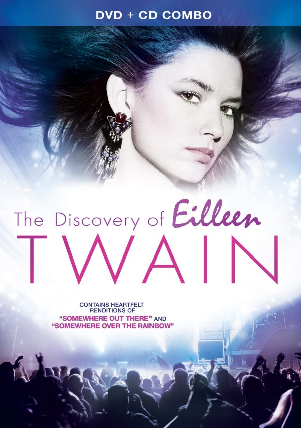 Shania Twain - Shania: The Discovery Of Eileen Twain (DVD & CD)-0