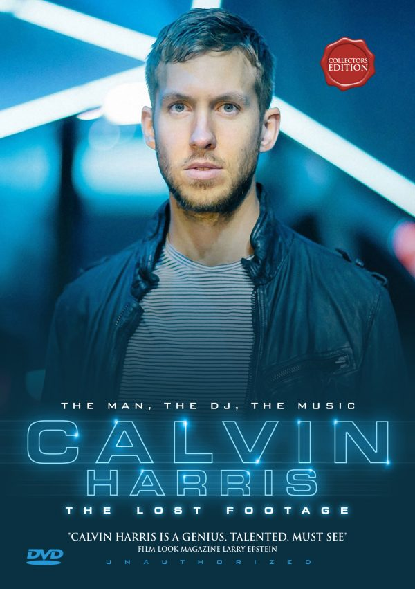 Calvin Harris - The Lost Footage-0